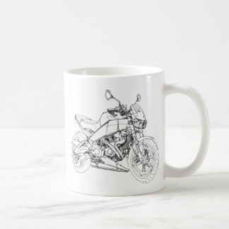 Buell Lightning Coffee Mug