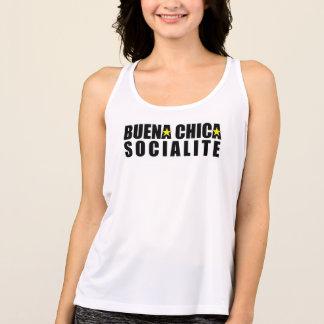 Buena Chica Socialite Tank Top