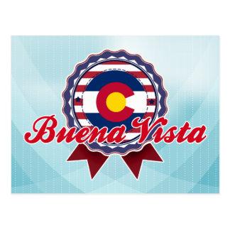 Buena Vista, CO Postcard