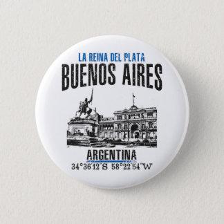 Buenos Aires 2 Inch Round Button