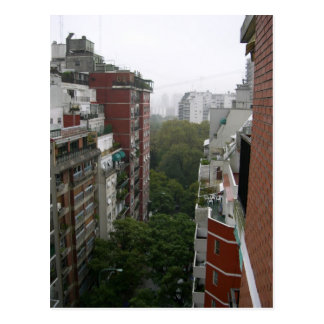 Buenos Aires Apartments In Argentina Postcard