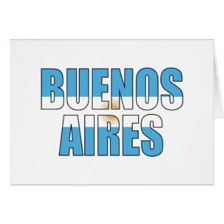 Buenos Aires Card
