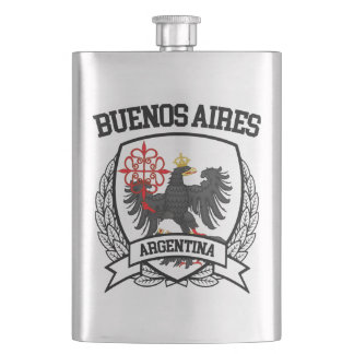 Buenos Aires Hip Flask