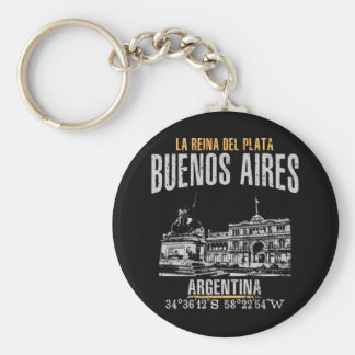 Buenos Aires Keychain