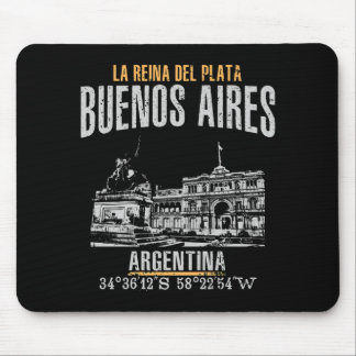 Buenos Aires Mouse Pad