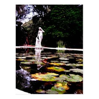 Buenos Aires Park Postcard