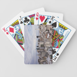 Buenos Aires Skyline 2 Bicycle Playing Cards