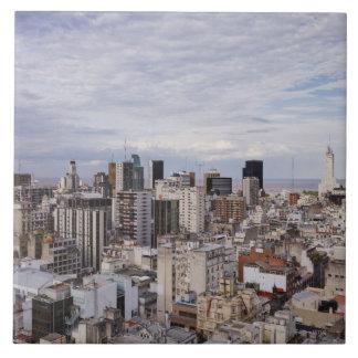 Buenos Aires Skyline 2 Tiles