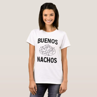 Buenos Nachos Illustration T-Shirt