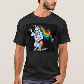 Buff Unicorn T-Shirt