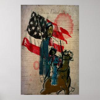 Buffal Souljahs Poster