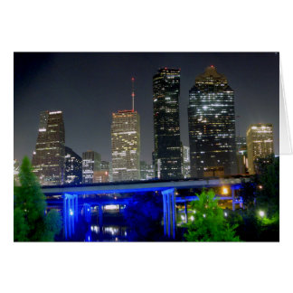 Buffalo Bayou View Card