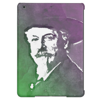Buffalo Bill Cody Pop Art Portrait iPad Air Cover