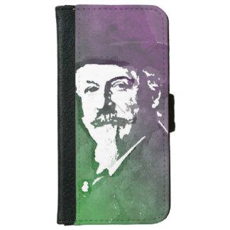 Buffalo Bill Cody Pop Art Portrait iPhone 6 Wallet Case