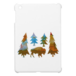 Buffalo / Bison iPad Mini Covers