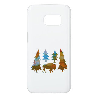 Buffalo / Bison Samsung Galaxy S7 Case