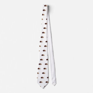 Buffalo Bison Tie
