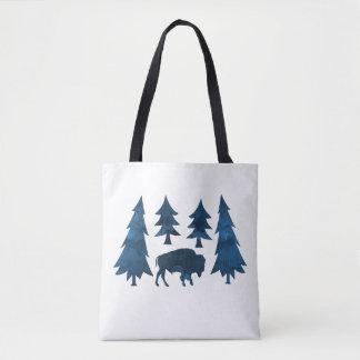 Buffalo / Bison Tote Bag