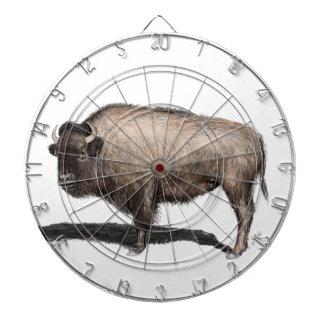 Buffalo, Bubalus Dartboard
