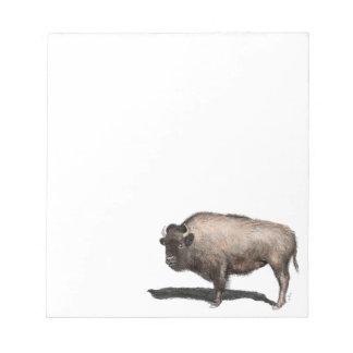 Buffalo, Bubalus Notepad