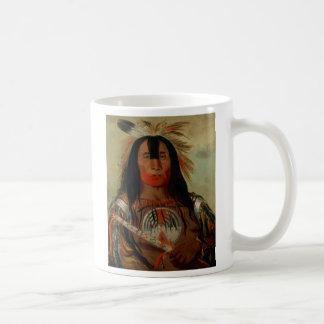 Buffalo Bull's Back Fat Head Chief Blood Tribe Coffee Mug