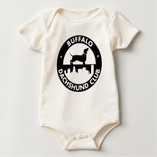 Buffalo Dachshund Club Baby Bodysuit