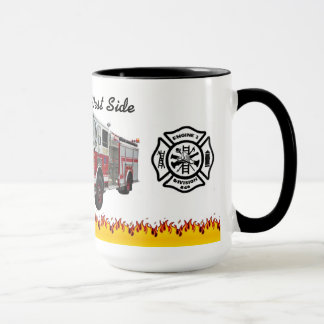 "Buffalo Fire Engine 2 ""Pride of the West Side"" Mug"