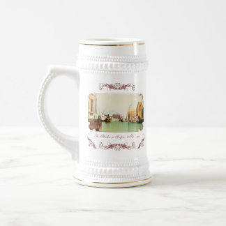 Buffalo Harbor Vintage Beer Stein