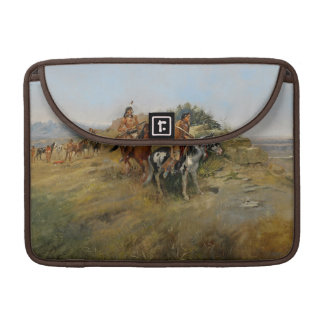 Buffalo Hunt, 1891 (oil on canvas) MacBook Pro Sleeves