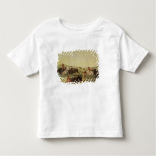 Buffalo Hunt Toddler T-shirt