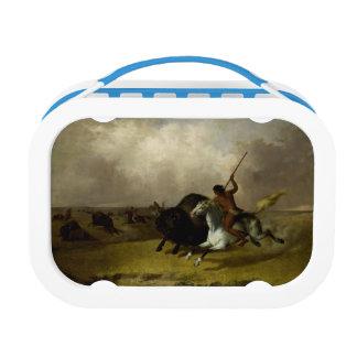 Buffalo Hunter Lunchboxes