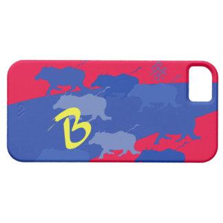 buffalo iPhone 5 cover