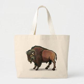 Buffalo Large Tote Bag