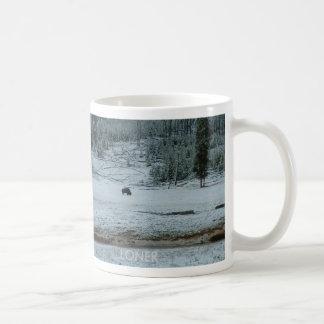 Buffalo Loner Mug