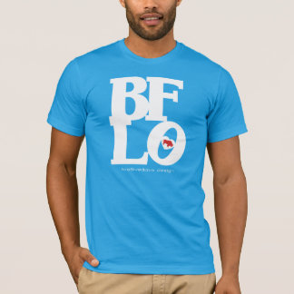 BUFFALO LOVE (white) T-Shirt