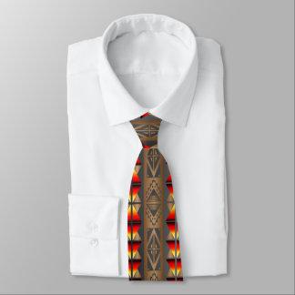 Buffalo Nation Gray Tie
