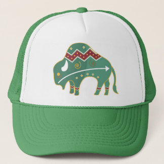 Buffalo Native American Hat
