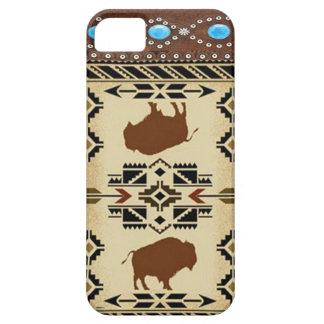 """Buffalo"" Native American Western IPhone 5 Case"