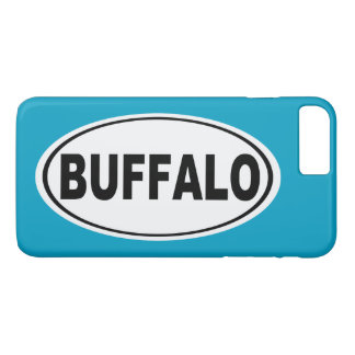 Buffalo New York iPhone 8 Plus/7 Plus Case