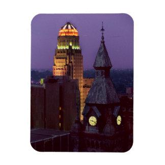 "Buffalo New York jjhelene 3""x4"" Photo Magnet"