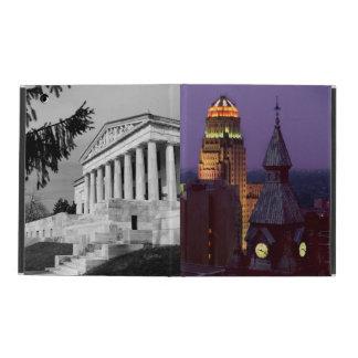 Buffalo, New York jjhelene iPad 2/3/4 Case iPad Folio Case