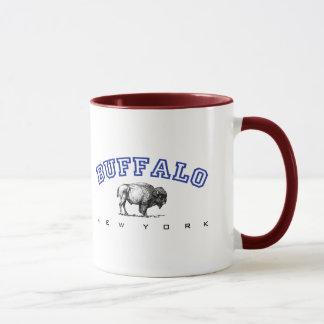Buffalo, NY - Bison Mug