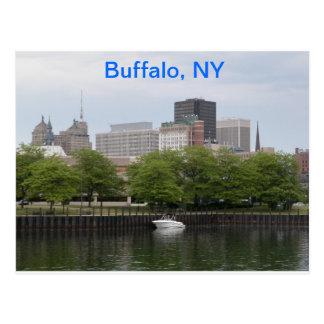 Buffalo, NY Postcard