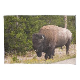 Buffalo Pillow Case Pillowcase