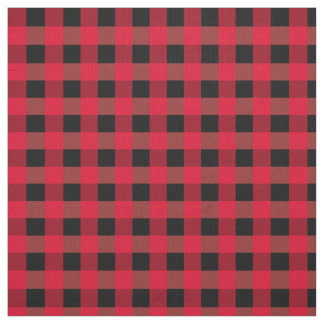 Buffalo Plaid Fabric