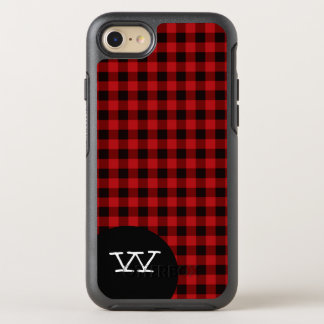 Buffalo Plaid Otterbox iPhone 7 Case