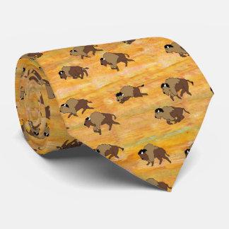 Buffalo Prairie Tie