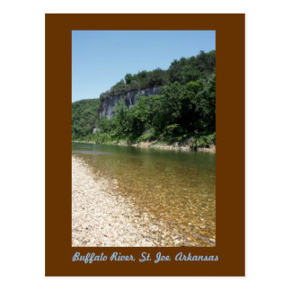 Buffalo River Postcard