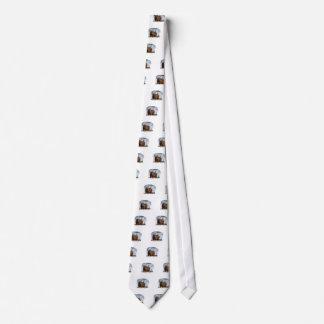 buffalo shirt tie