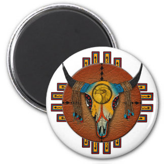Buffalo Spirit Magnet